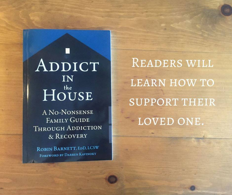 Five things to do if you think you have an addict in your house.